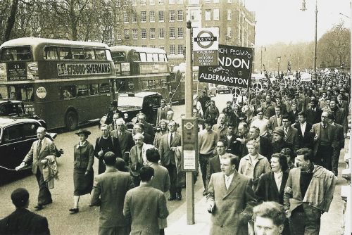 Aldermaston March, 1959